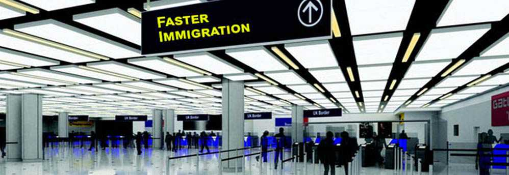 Enjoy faster immigration clearance and get a head start on your business trip.